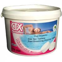 Clor rapid tablete CTX250 25 kg