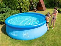Piscina Swing Splash 3.66 x 0.91m supraterana